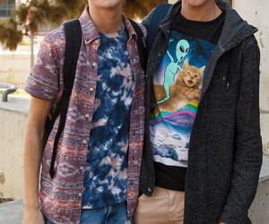 Gay youngster school bad boy trevor harris isnt..