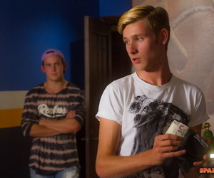 Hot hunk josh brady has been missing money from his..
