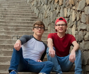 Gay lad blake mitchell and oliver nash set introducing -..