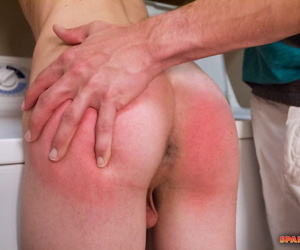Boys spanking and physical penalty gay - part 29