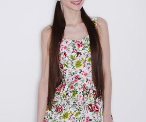 Brown-haired in slurps dress - part 187