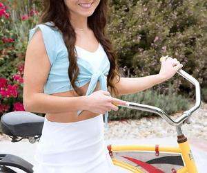 Biking beauty - part 516