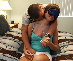 Scars teenage fledgling Amy Anderson gives head and gets..