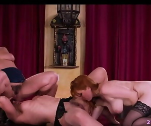 Wild Lesbian threesome with Penny Pax, Karlee Grey and..