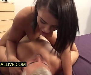 ADRIANA CHECHIK Ejaculates ON MY COCK!