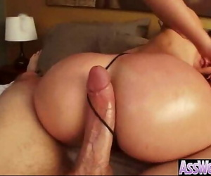 Assfuck Gonzo Sex With Big Bodacious Greased Butt Whore..