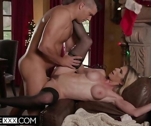 Big Tit Trampy Wifey Milf Cory Haunt Christmas Gift Jizz..