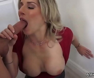 Light-haired milf first time Cory Pursue in Vengeance On..