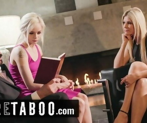 PURE TABOO Pervert Parents Screw Shy 18yo Foster Daughter