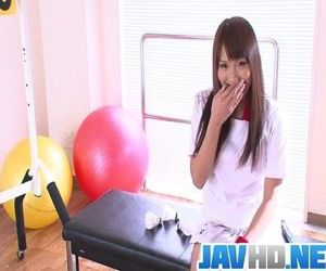 Exercise Lady Suzu Minamoto Works Her Pussy With..