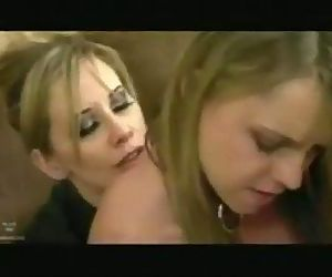 Mom fucks daughter - 8 min