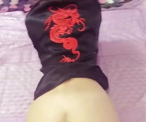 Cool karate chick was fucked all her holes!