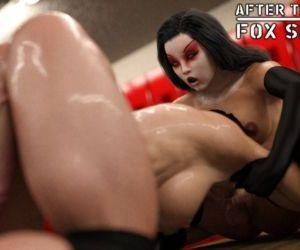 3D- Fox Season- After the Bell