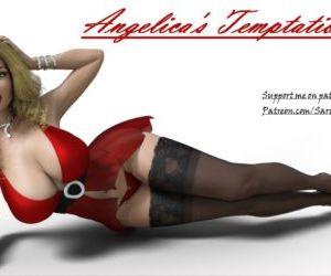 Angelicas Temptation - Visual Novel