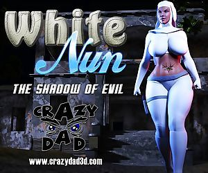 CrazyDad3D- White Nun- The Shadow..
