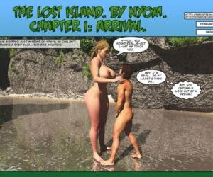 Nyom - The Lost Island: Chapter 1..
