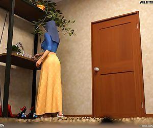 Hijab 3DX- Losekorntrol –..