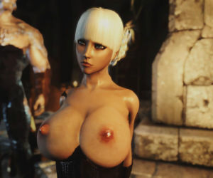 Skyrim GIRL LIKE HUGE DICK