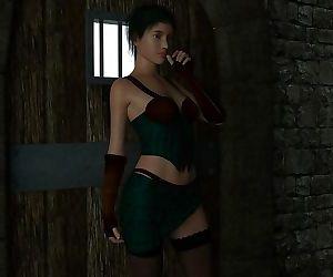Sting3D- Prisoner of Fuck Castle