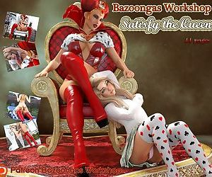 Bazoongas Workshop- Satisfy The..