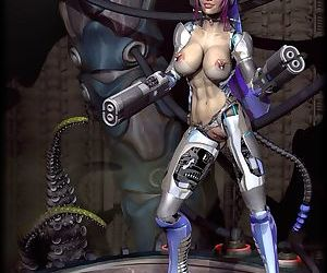 Demongirls & Scifi 3D gallery -..