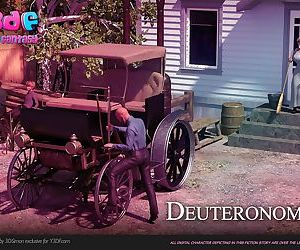 Y3DF- Deuteronomy 3