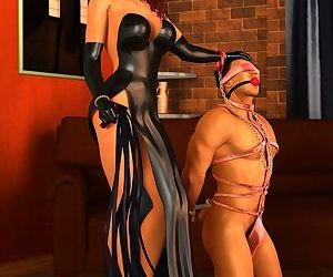 Female Domination Ballbusting &..