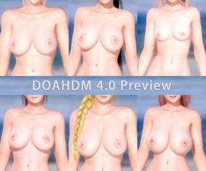 Erotic DOA - Dead or Alive 5 Last..