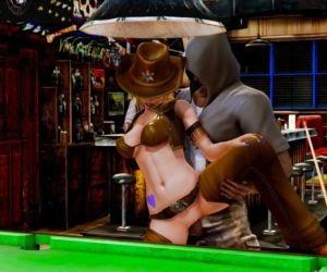 Bar Scene Honey Select - part 4