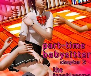 Part-time Babysitter: Chapter 2 -..