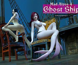 Mad Alyss 4- Ghost Ship- Amusteven