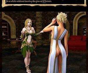 Hibbli3d - Priestess Rinil -..