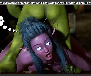 Tyrande in Trouble - Part 2 -..