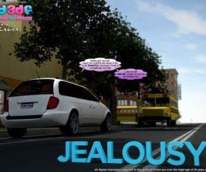 Y3DF – Jealousy