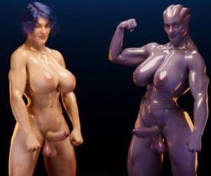 Squarepeg3D- Futa Effect –..