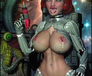 Demongirls & Scifi 3D gallery -..