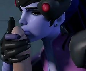 THE HOTTEST OF WIDOWMAKER..