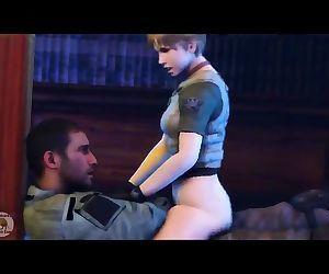 Resident Evil Rebecca Chambers..