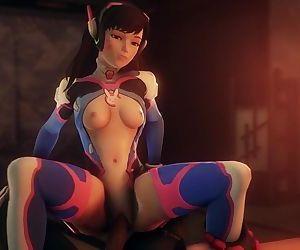 Overwatch d.va sex