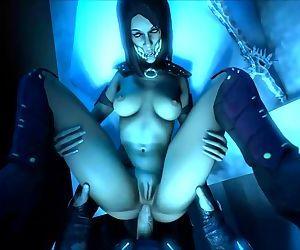 Mortal Kombat XXX Milenna SFM..