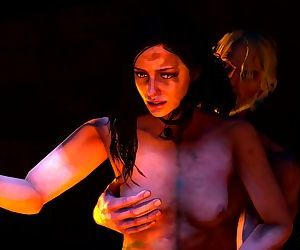 The Throes of Lust - A witcher..
