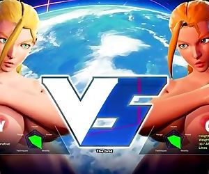 Cammy Nude Street Fighter V Nude..