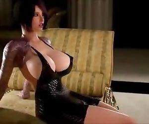 Travesti Hentai 3d