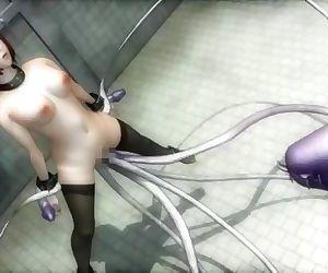 3D Alien Sex Hentai Fuck