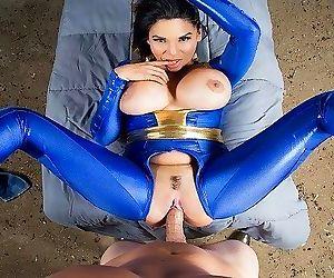 VRCosplayX.com Busty Latina Missy..