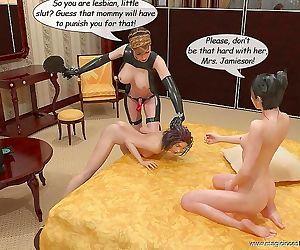 3D Lesbians 2