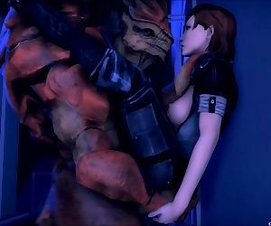Mass Effect - Wrex - Full..