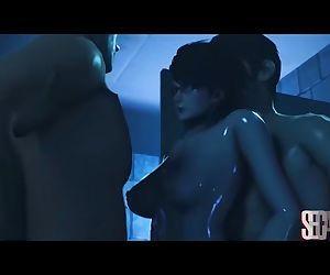3D Bayonetta - Hidden Scene