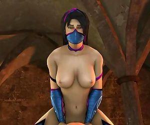 Mortal Kombat XXX Kitana SFM..