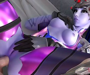 Widowmaker Overwatch compilation